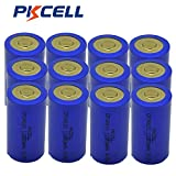 D Cell 3V CR34615 12000mAh Li/MonO2 Battery (12pc)