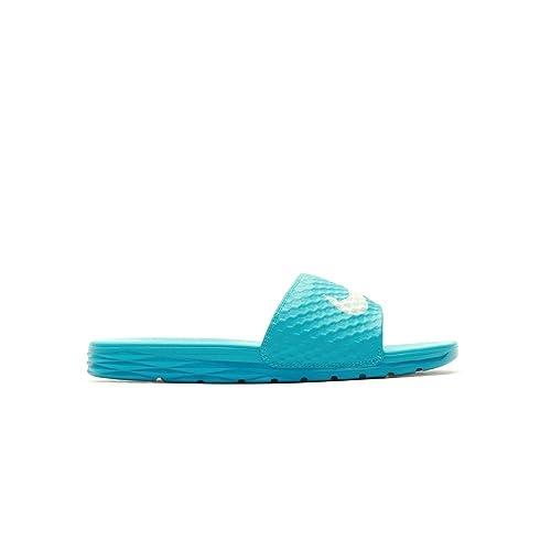 c9b4132cb60c3 Chanclas Nike - Wmns Benassi Solarsoft Azul Azul Talla  44