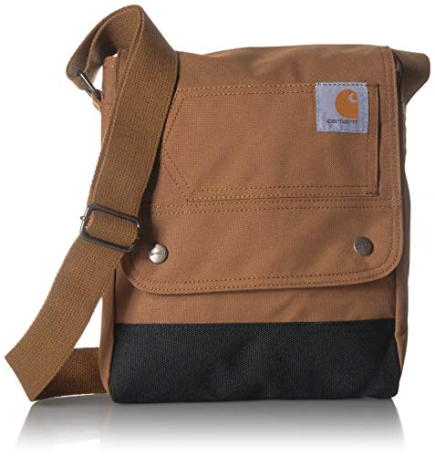 Carhartt Women's Cross Body Carry All, Brown