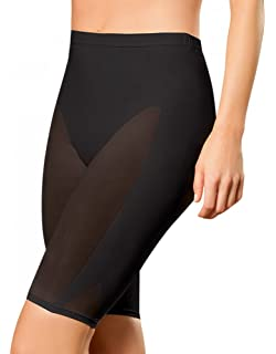 57831297230 Leonisa Women s Petite Plus Well-Rounded Invisible Butt Lifter Shaper Short