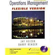 Operations Management: Flexible Edition by Barry Heizer;Render (2003-08-01)