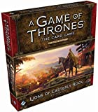 A Game of Thrones LCG 2nd Edition Lions of Casterly Rock Deluxe Expansion Card Game