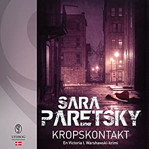 Kropskontakt (Victoria I. Warshawski) Audiobook