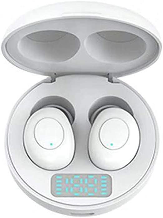 Kinnart Auriculares inalámbricos con Bluetooth, Y-02 TWS Bluetooth ...