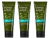 Lot of 3 Bath & Body Works Aromatherapy Eucalyptus Spearmint Stress Relief Body