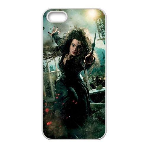 Bellatrix Lestrange C9E23N1VM coque iPhone 5 5s case coque white 186F2X