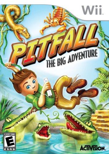 Big Adventure Wii - Pitfall: The Big Adventure