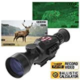 TheOpticGuru ATN X-Sight-II Smart Day/Night Hunting Rifle Scope with Full HD Video rec