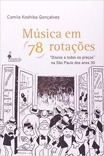 Book Musica em 78 Rotacoes