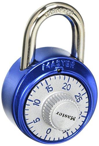 "Master Lock Co 1561DAST Combinatation Padlock 1-7/8"""