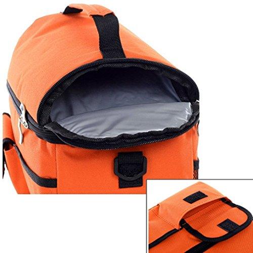 Fashion lunch box borsa multifunzione tempo borsa frigo for Temperatura frigo da 1 a 7