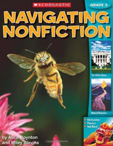 Download Navigating Nonfiction Grade 3 Student WorkText ebook