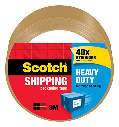 Packaging Tape 48mm by 50 m, 1-Pack ()