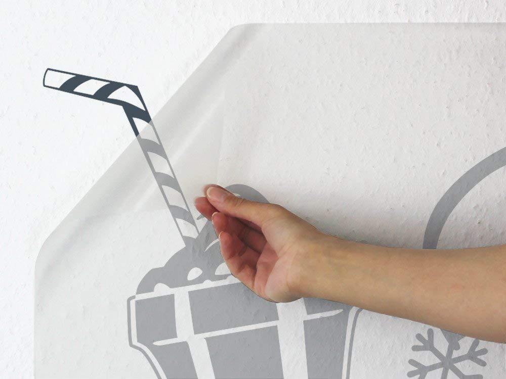 GRAZDesign Wandtattoo Küche Küche Küche Eiskugel - Wanddeko Sommer - Wandtattoo für Eisdiele   139x57cm   620524_57_092 B00KDE64JY Wandtattoos & Wandbilder a2f3b5