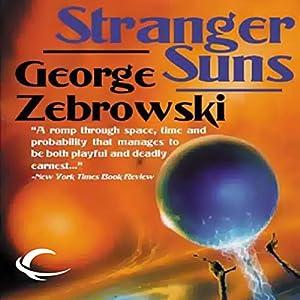 Stranger Suns Audiobook