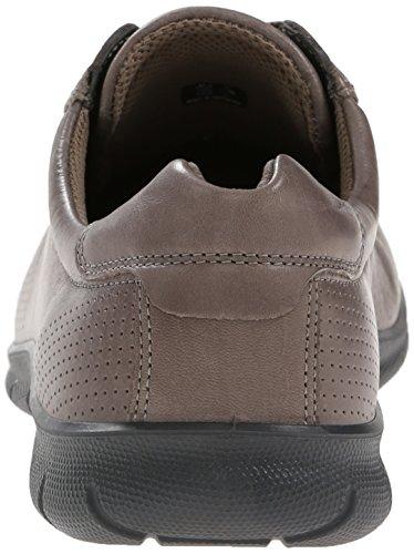 Zapato Para Caminar Ecco Mujeres Babett Tie Warm Grey