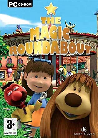 Amazon Com The Magic Roundabout Pc Dvd Video Games The Magic Roundabout