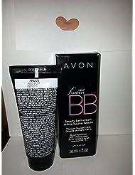 Avon Ideal Flawless Bb Beauty Balm Cream Color Medium