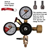 Beer Regulator Double Gauge