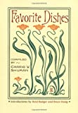 img - for Favorite Dishes: A Columbian Autograph Souvenir Cookery Book (The Food Series) by Carrie Shuman (2004-06-30) book / textbook / text book