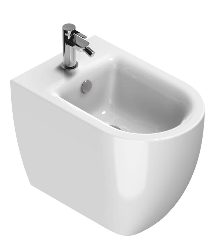 bidet Sifone ad K sottocolonna tipo a S da 1 senza piletta per lavabo foro /Ø 26