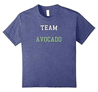 Team Avocado - Funny T Shirt For Avocado, Guac lovers