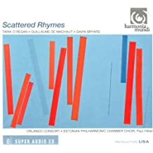 O'REGAN. Scattered Rhymes. EPCC/Orlando/Hillier (SACD)