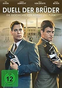 Duell der Brüder - Die Geschichte von Adidas und Puma [Alemania] [DVD]