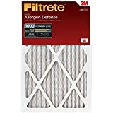 Filtrete Micro Allergen Defense Filter, MPR 1000, 16 x 24 x 1-Inches, 6-Pack