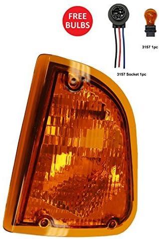 Turn Signal CORNER LAMP - Driver Side (Fit: KENWORTH T300 T660 T600)