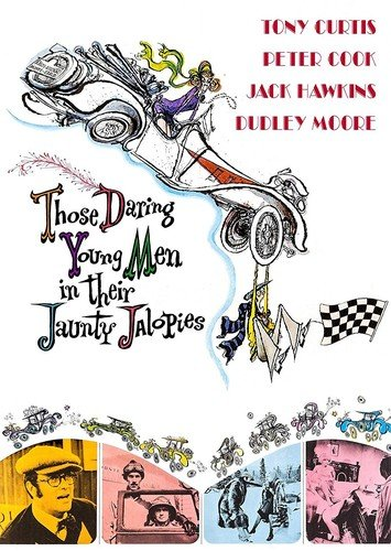 - Those Daring Young Men in their Jaunty Jalopies (1969)