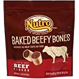 The Nutro Company Baked Beefy Bones, 8/10-Ounce