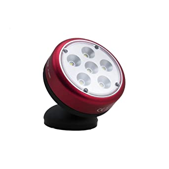 Ullman Devices Corp RT48-LTCH 48 Led Rechargeable Rotating Magnetic Work Light