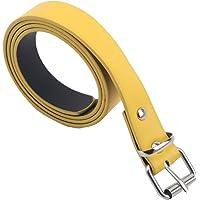 CAVIVI Los Niños De Cuero De Los Cinturones Para Niños Niñas Cinturón En La Cintura De La Cinturón Para Pantalones…