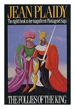 book cover of The Follies of the King