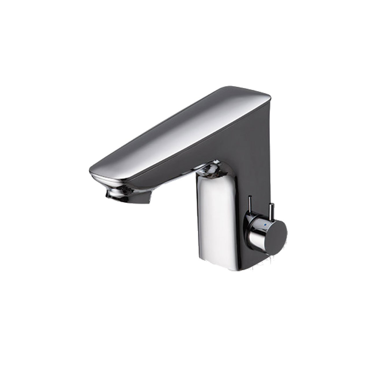 Toto TEL5LI15R#CP Integrated EcoPower Bathroom Sink Faucet, Polished ...