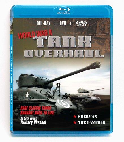 WWII: Tank Overhaul [Blu-ray]