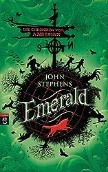 Emerald: Die Chroniken vom Anbeginn (German Edition)