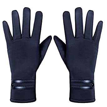 Amazon.com: GLOUE Women's Touch Screen Gloves Texting