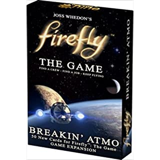 Gale Force 9 FIRE03 Firefly - Breakin Atmo Expansion