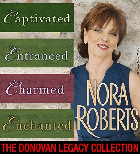 Nora Roberts' Donovan Legacy Collection (The Donovan Legacy)