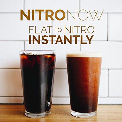 NITRONOW - Nitro Coffee infuser (Inline Cold Brew to Nitro Coffee Infuser)