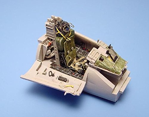 Aires 1:48 F-104G Starfighter Cockpit Set Resin + PE For Hasegawa Kit #4107 1