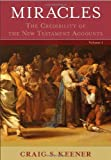 img - for Miracles: The Credibility of the New Testament Accounts (2 Volume Set) book / textbook / text book