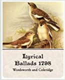 Lyrical Ballads 1798, Wordsworth and Coleridge, 1604241772