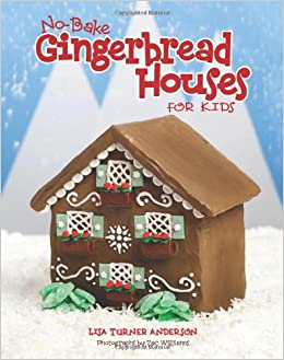 No Bake Gingerbread Houses For Kids Lisa Anderson Zac Williams - Gingerbread house garage