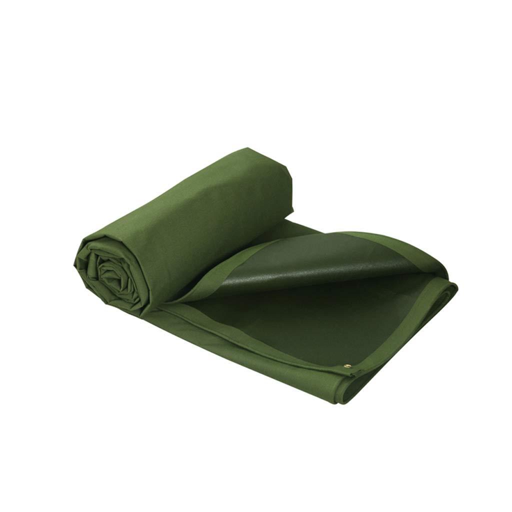 Plane LCSHAN Regenfestes Tuch-Leinwand-Verdickungs-Mode-langlebiges Gut Wasserdichtes und staubdichtes Multifunktionsfeld im Freien (größe   3  3m)