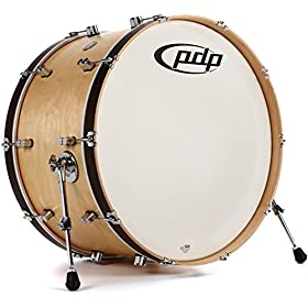 "PDP Concept Maple Classic Bass Drum - 14""x26"" - Natural 1"