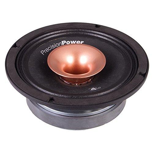 Precision Power Pm 654: Precision Power PM2.654 6.5-Inch 2-Way Pro-Audio Series