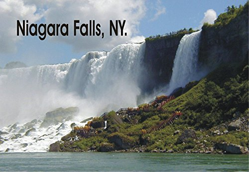 Niagara Falls, New York, NY, State Park, Canada, Waterfall, Souvenir Magnet 2 x 3 Photo Fridge - Falls Stores Niagara In Ny